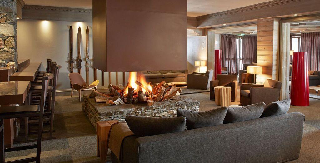 Fitzroy Hotel 5* - ski in april