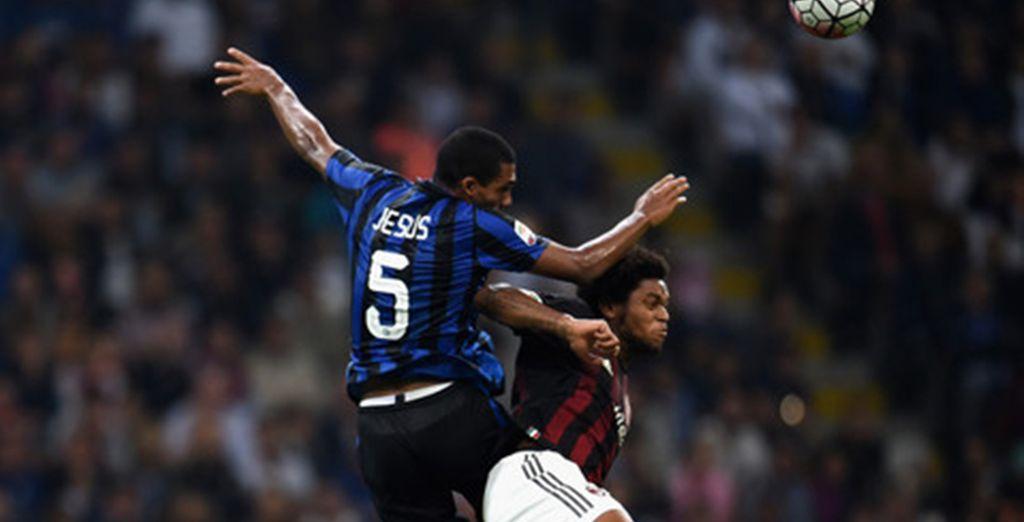 The showpiece of Italian football