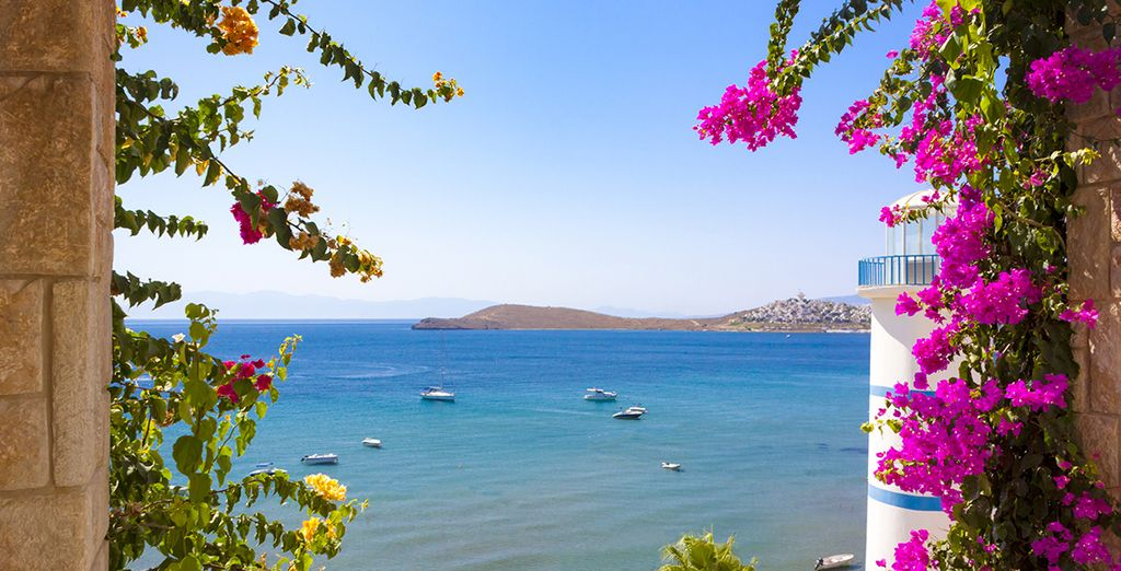 Discover the beauty of Turkey's turquoise coast