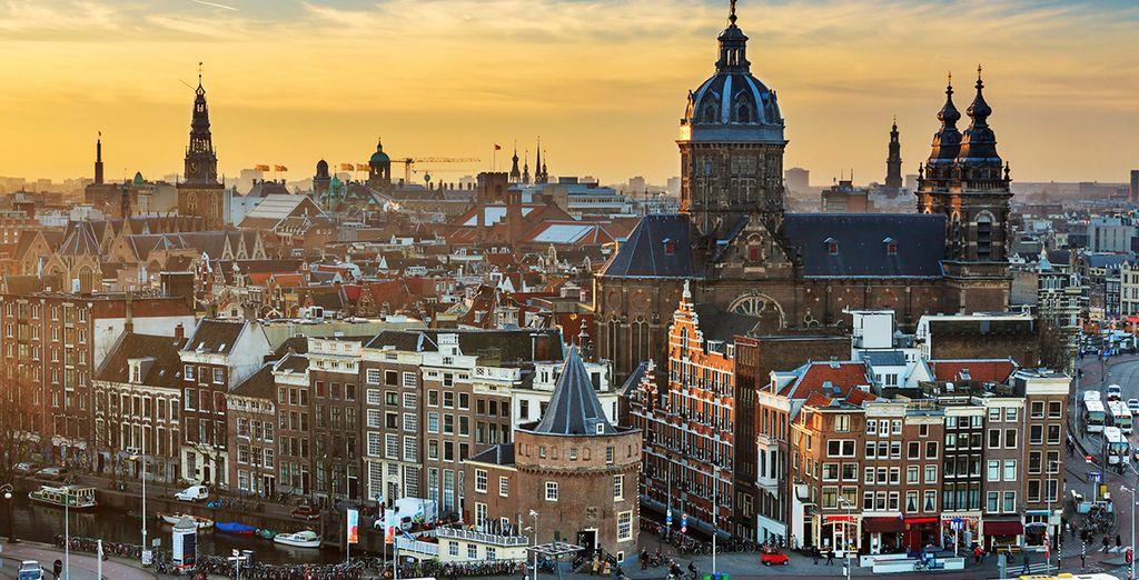 In Holland's culture-rich capital