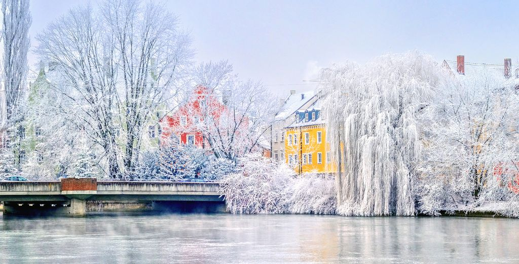 There's a lot to see in this winter wonderland