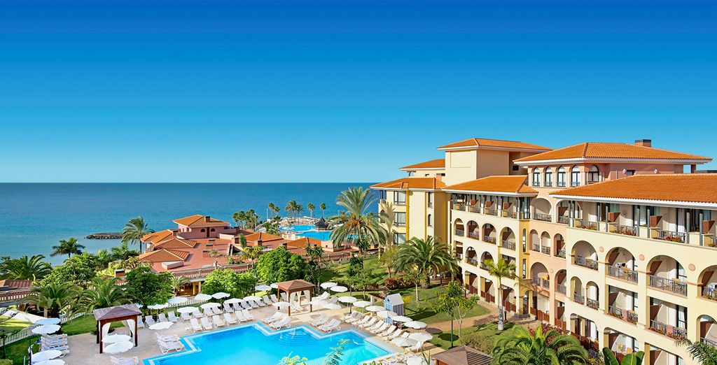 Welcome to the Iberostar Anthelia Palace 5* - Iberostar Anthelia Palace 5* Tenerife
