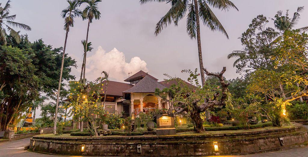 At the 5* Payogan Resort