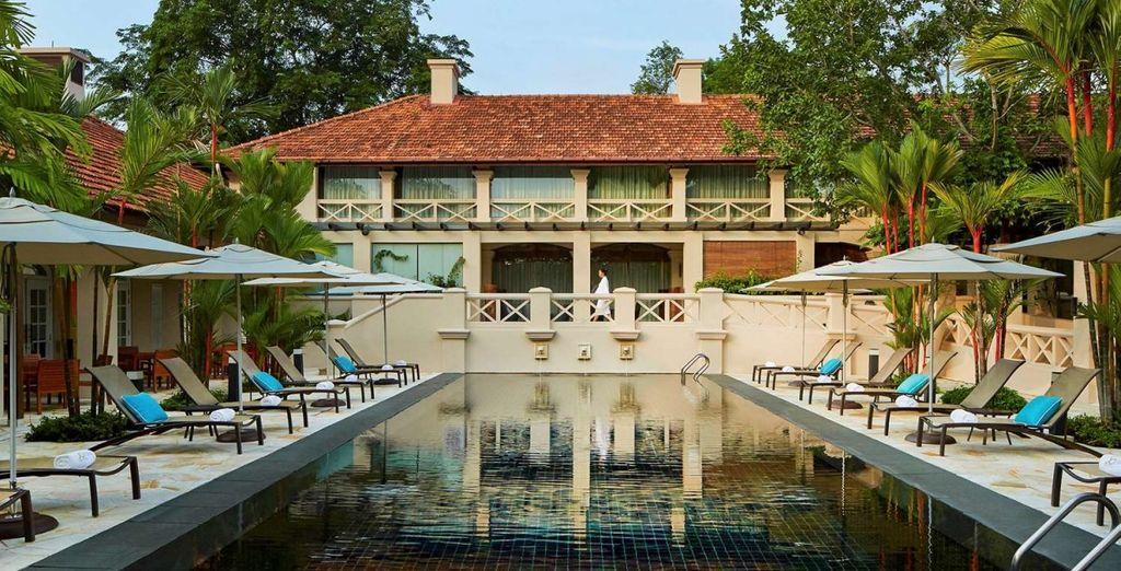 Les plus beaux hôtels de luxe de Singapour