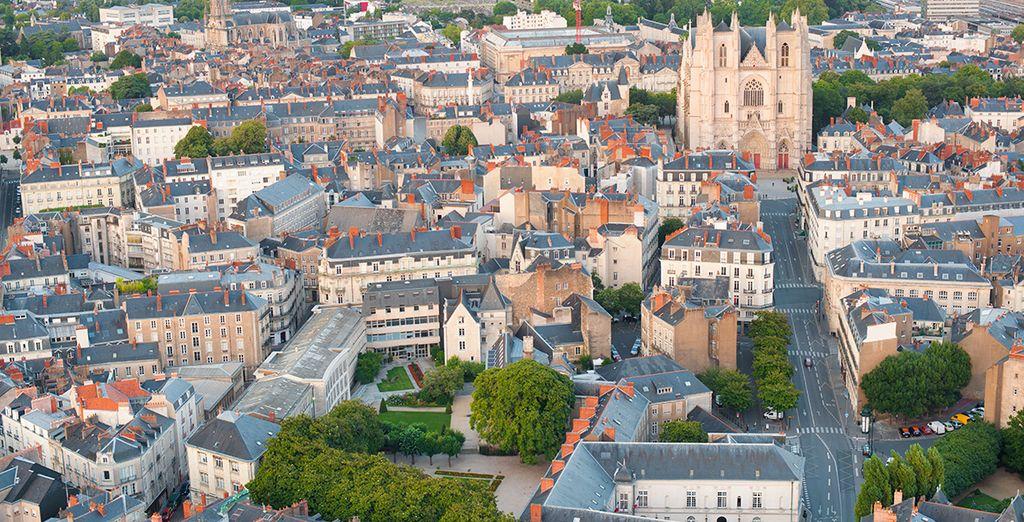 Explore Nantes