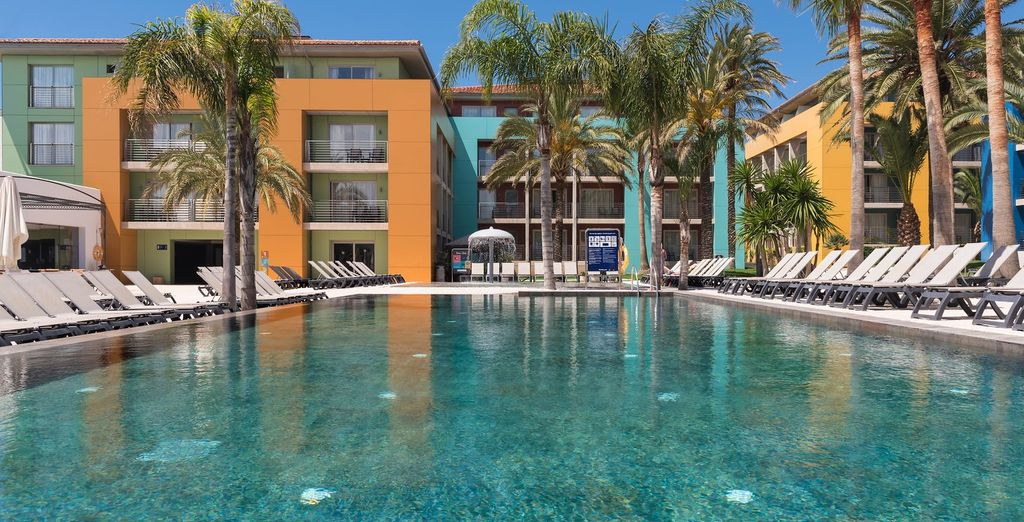 Occidental Menorca 4* - last minute booking Menorca