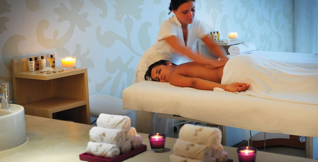 Where holistic treatments will re-balance and revive you