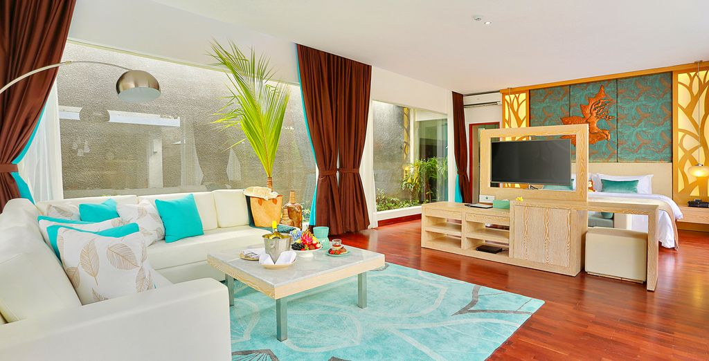 Where our members can enjoy a One Bedroom Villa