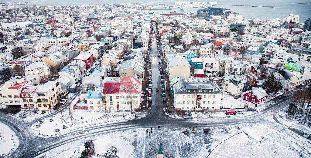 The unique city of Reykjavik awaits