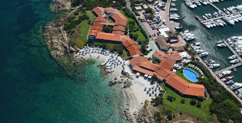 Visit this luxury resort on the Italian coast