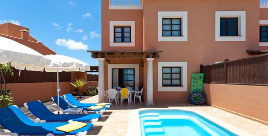 - Apartamentos Lobos Mirador**** - Fuerteventura - Canaries Fuerteventura