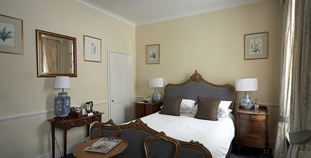 Stay in a Manor House Classic Room