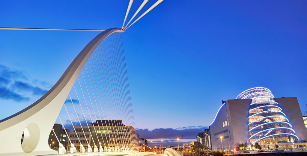 Embark on a short break to exciting and vibrant city of Dublin