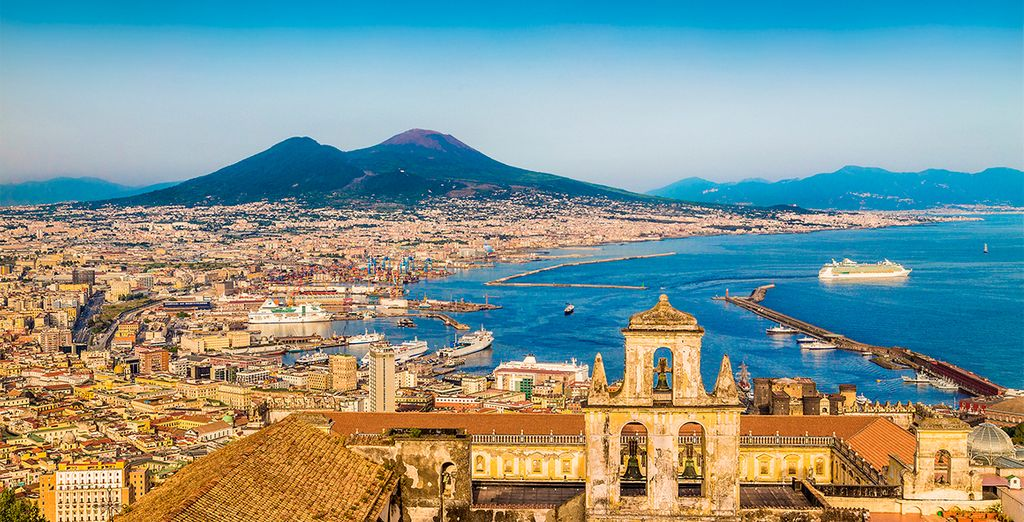Exploring fantastic Mediterranean destinations, such as Naples