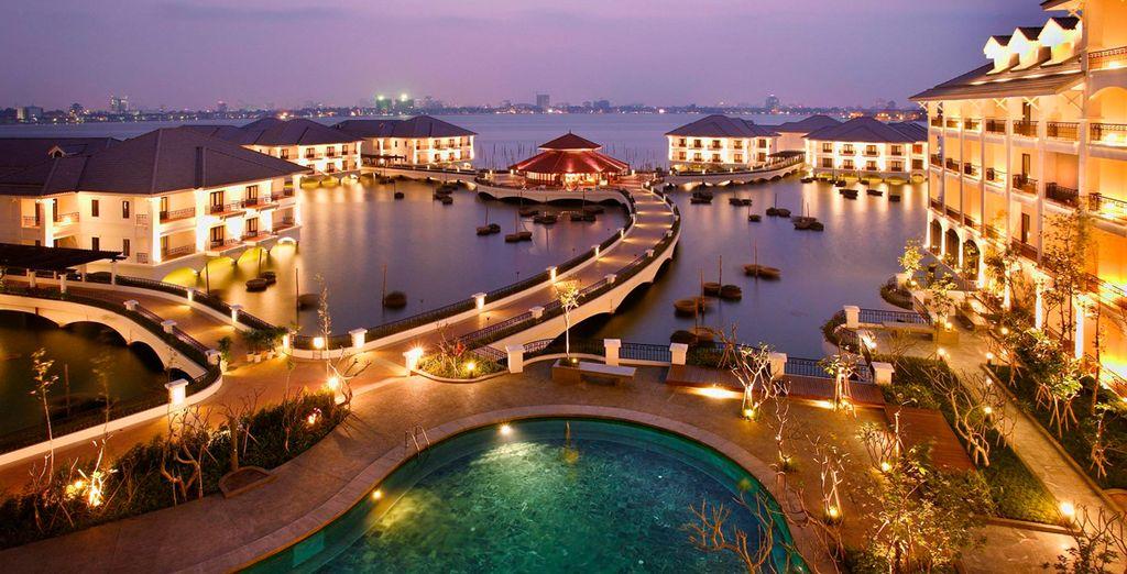 A marvellous, sprawling resort