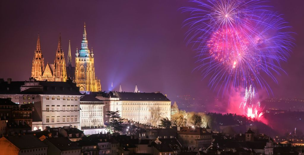 New Year Breaks in Prague