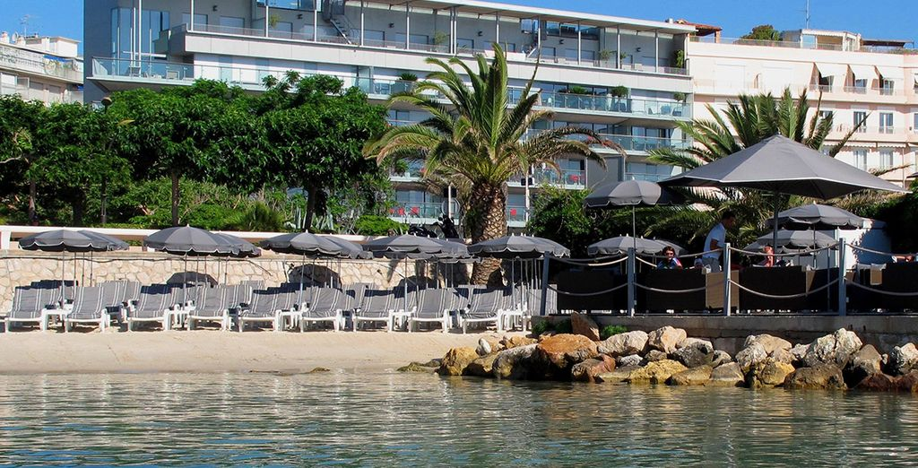 Royal Antibes 4* - holidays south of france
