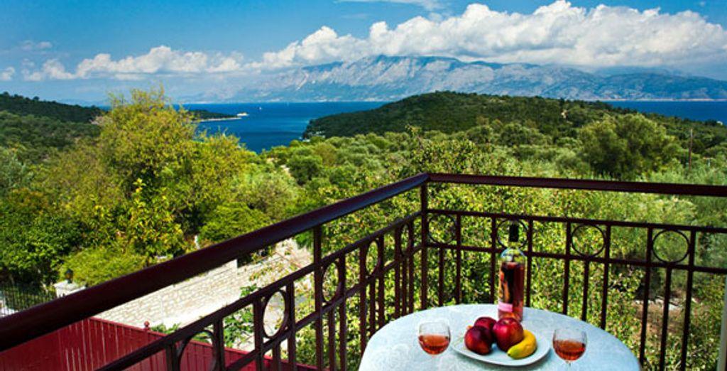 - Villas Nancy & Emmy - Katomeri, Meganisi - Greece Meganisi
