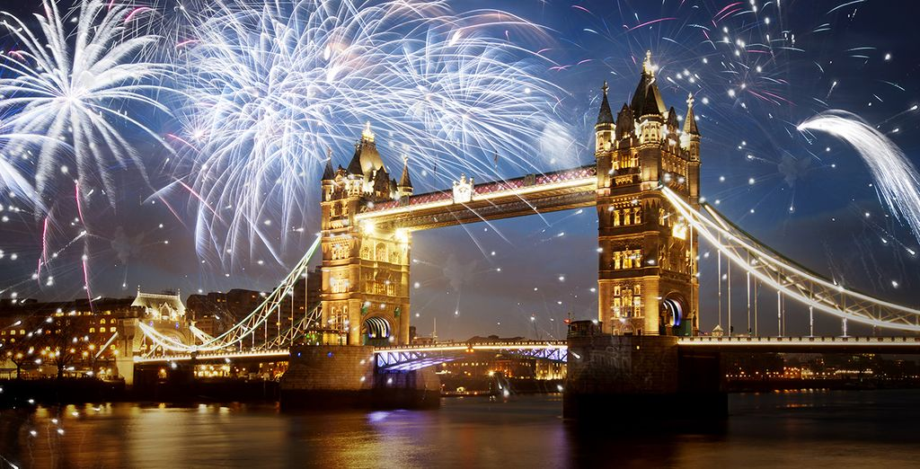 Hotel Novotel London West 4* - Holystay for new year break