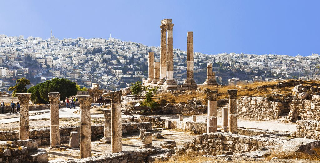 Discover the city of Amman