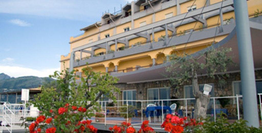 - Art Hotel Gran Paradiso**** - Sorrento - Italy Sorrento