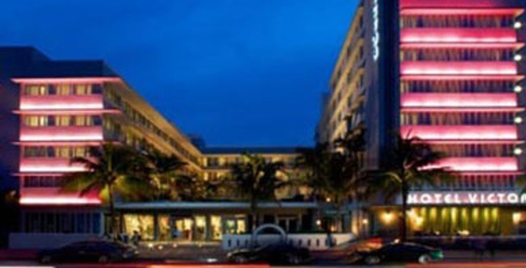 - Hotel Victor***** - Miami - USA Miami, Florida