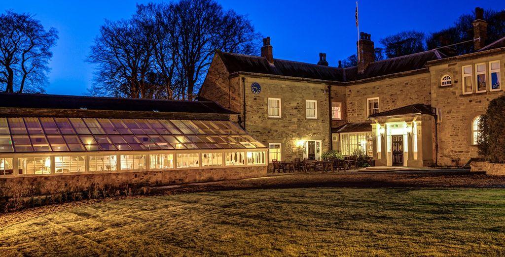 Best Western Whitworth Hall 3*
