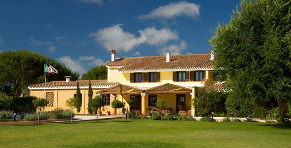 - Is Benas Country Lodge**** - Oristano - Sardinia Sardinia