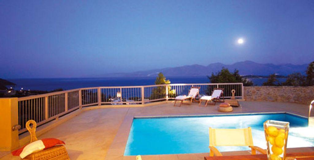 - Pleiades Luxurious Villas - Crete - Greece Crete