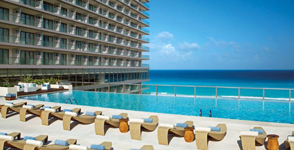 - Secrets The Vine Cancun***** - Cancun - Mexico Cancun