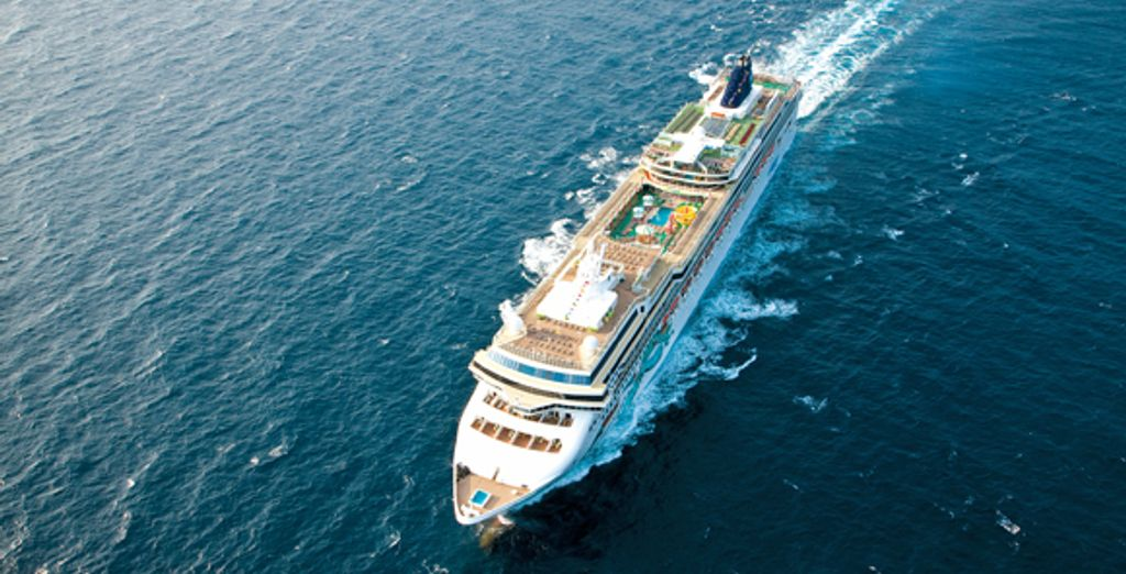 - Norwegian Jade - Med Cruise - Europe Europe