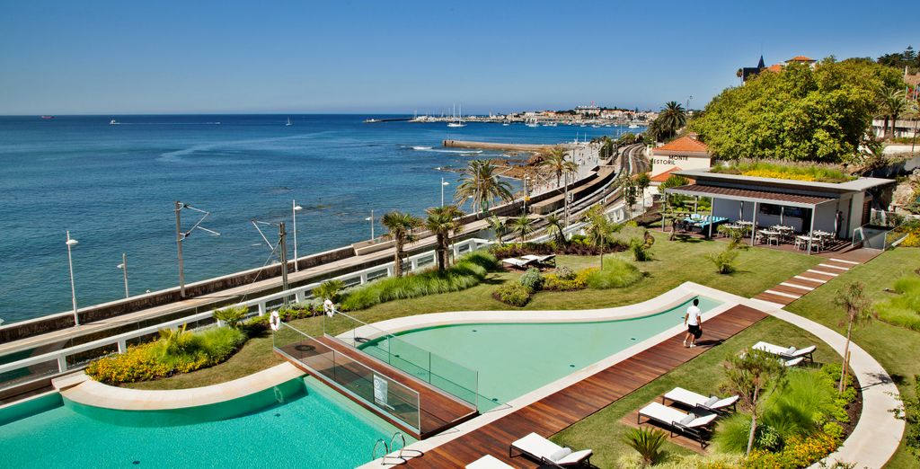 Stay at the InterContinental Estoril 5*