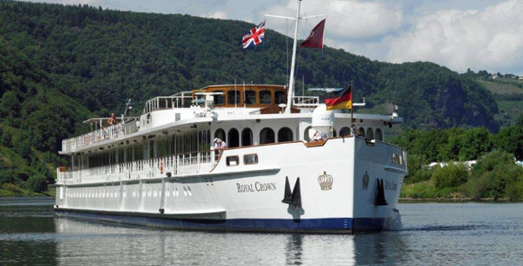- Royal Crown European River Cruise***** - Various - Europe Europe