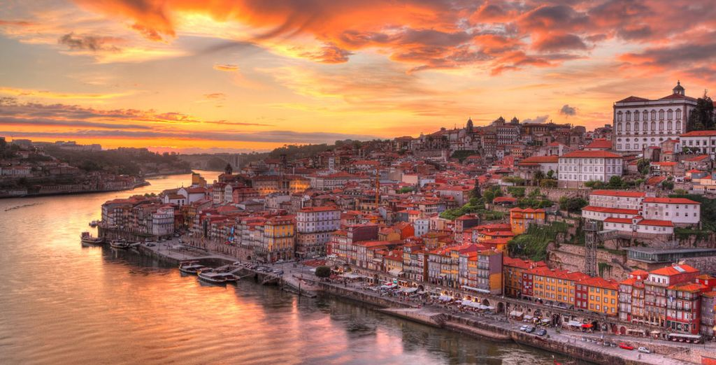 Beautiful Oporto - Hotel Teatro**** - Oporto - Portugal Porto