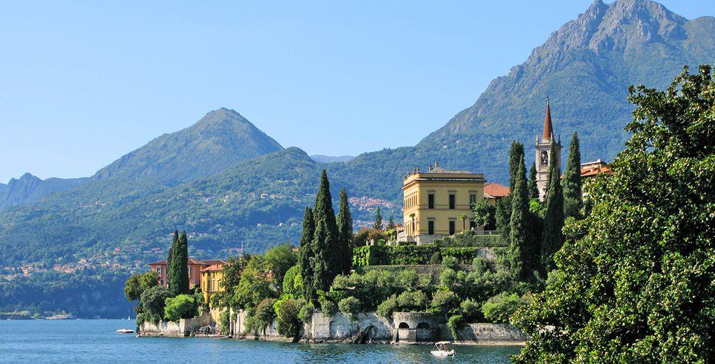 Lake Como is a stunning location - Grand Hotel di Como 4* Como