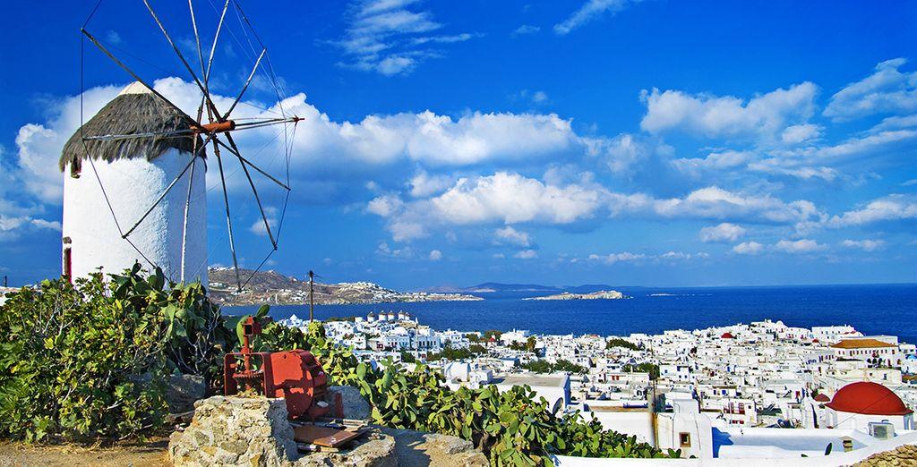Beautiful Mykonos - Mykonian Mare 4* Mykonos