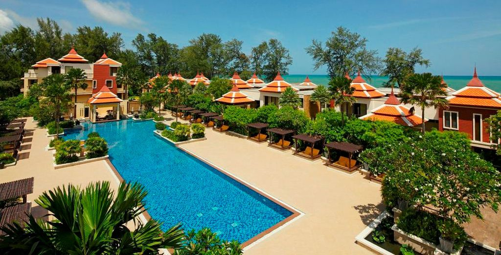 Welcome to your 5* Mövenpick paradise