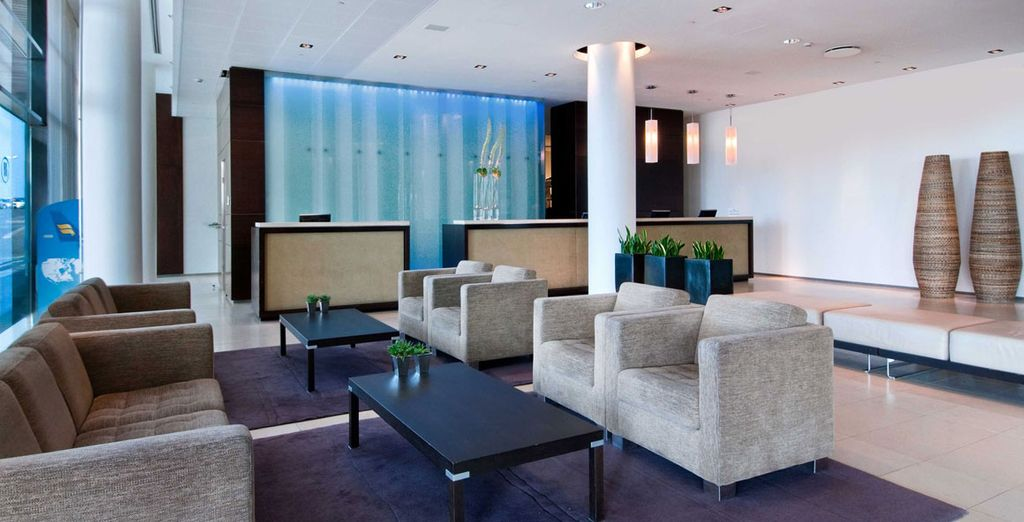 With a stay at the stylish Hilton Nordica