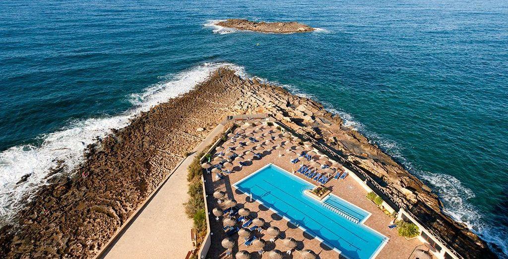 THB Sur Mallorca 4* - Hotel in Palma de Mallorca