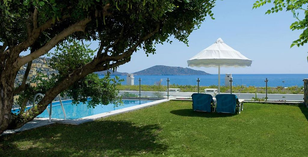 Experience true relaxation - Porto Elounda Golf & Spa Resort 5* Crete