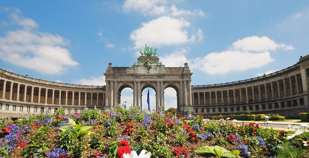 Don't forget your camera to capture Brussels beauty!