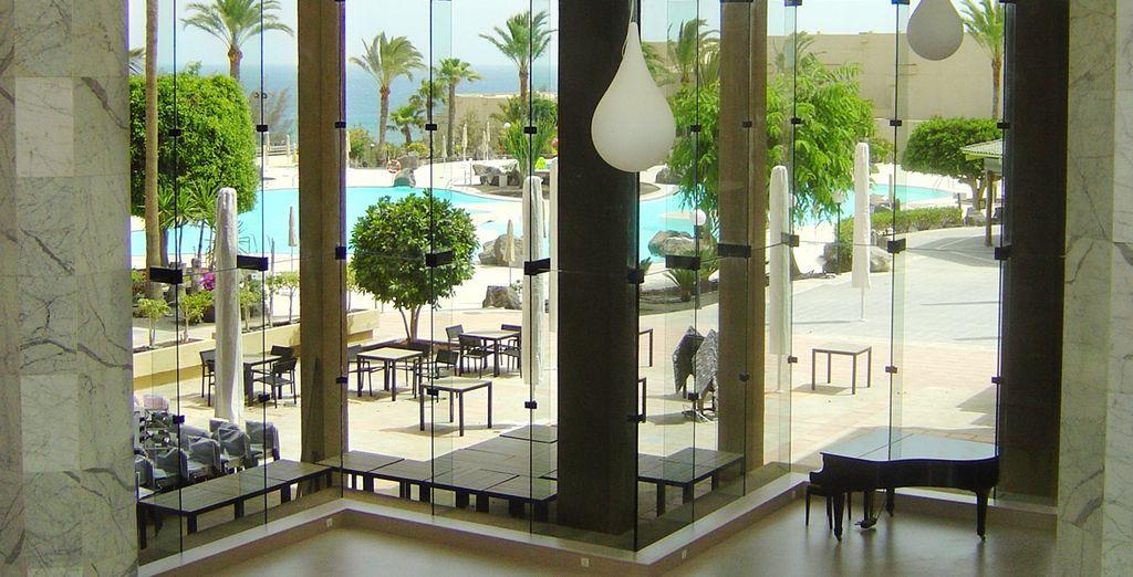 Reviews be live lanzarote 4 voyage priv for Design hotel lanzarote
