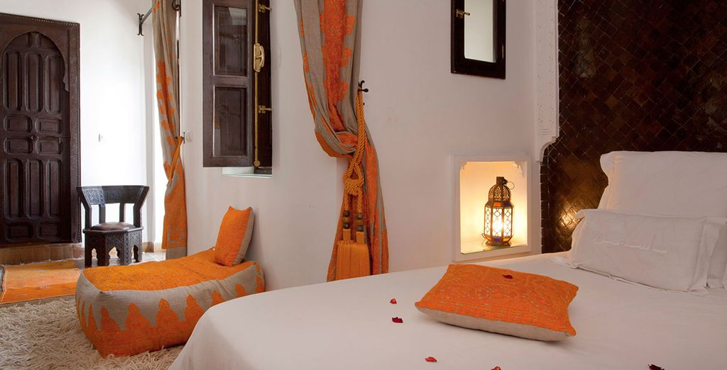 Stay in this beautiful boutique riad