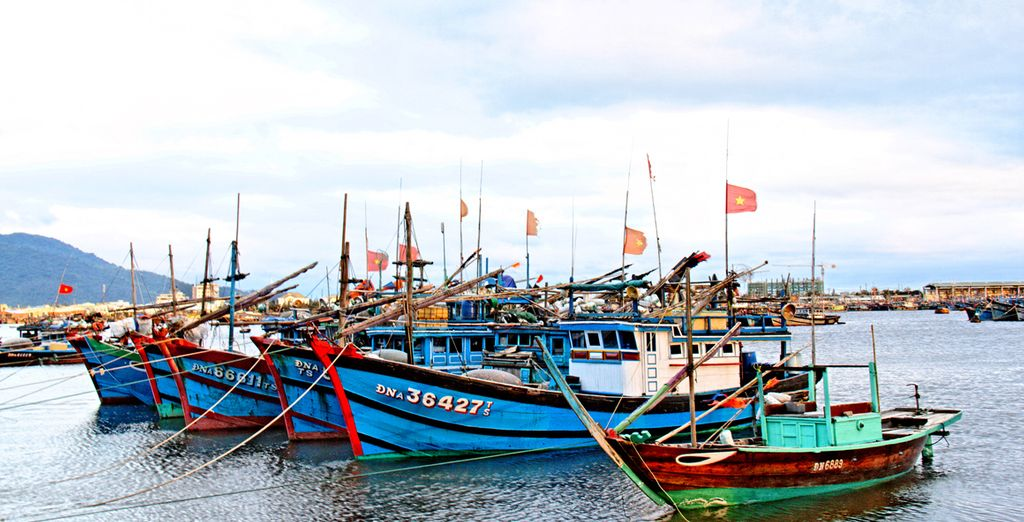 Or experience some of Da Nang's amazing culture