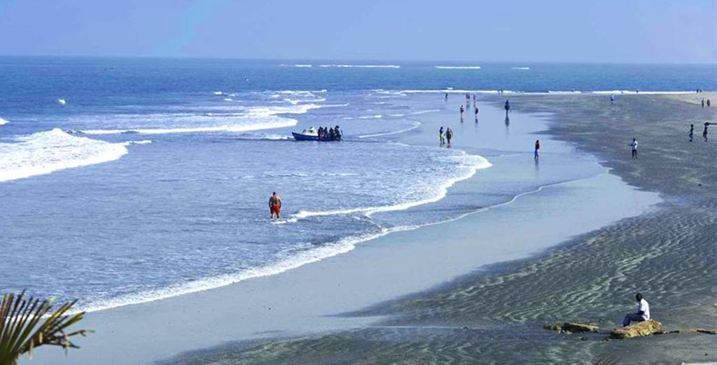 To experience the soft Atlantic coastline