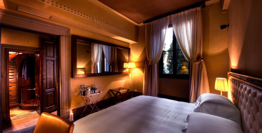 Discover the sumptuous comfort of this 15th century conversion - Il Salviatino 5* Fiesole
