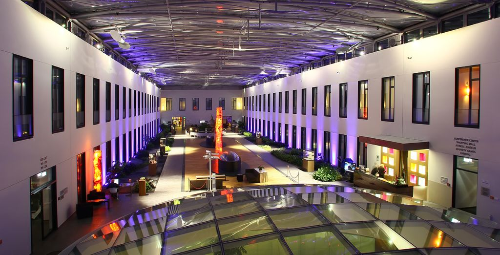 Welcome to Hotel Moa Berlin****