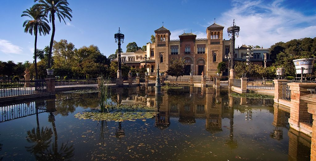 Discover the Spanish city of Seville like never before