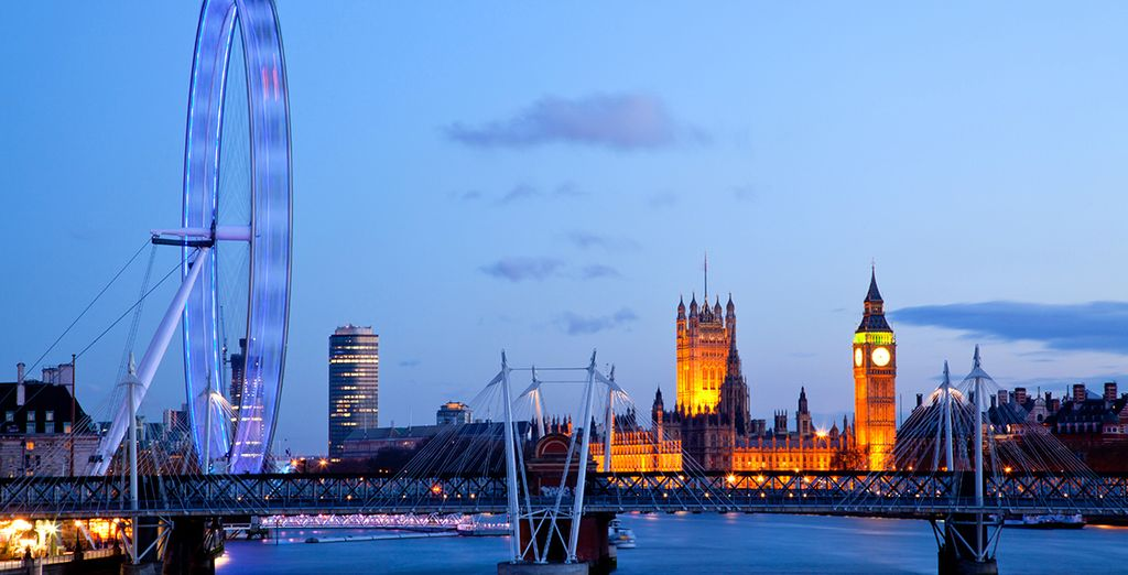 And explore the sights of the capital!