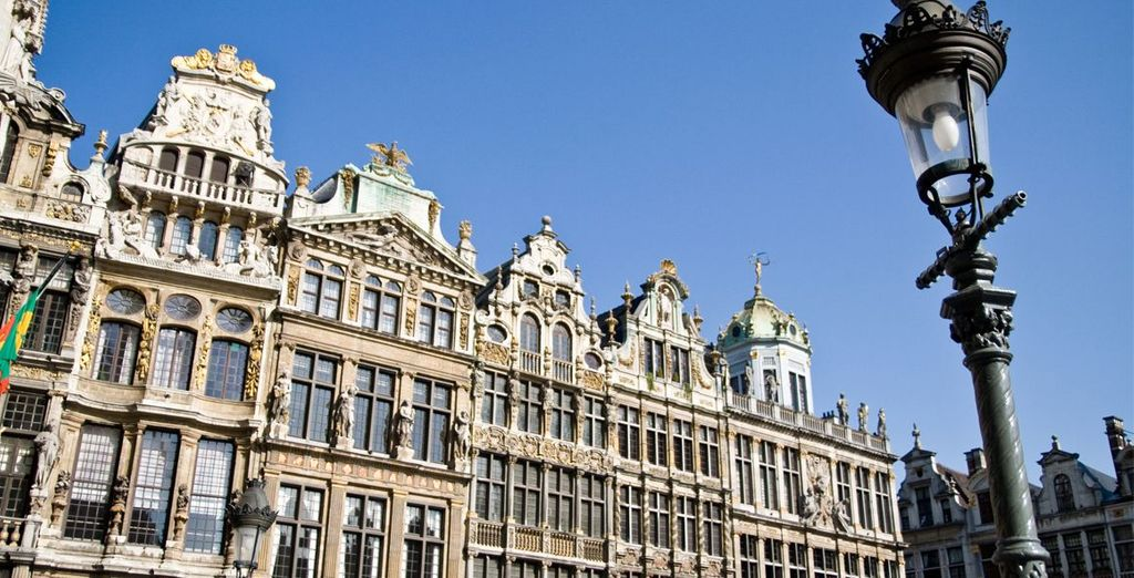 Explore the cultural Brussels